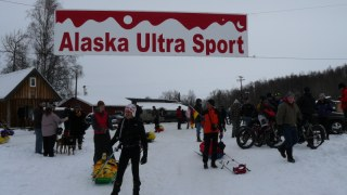 Iditarod Rennen Alaska 2010