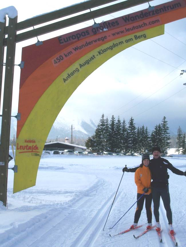 Ski-Langlaufopening Leutasch
