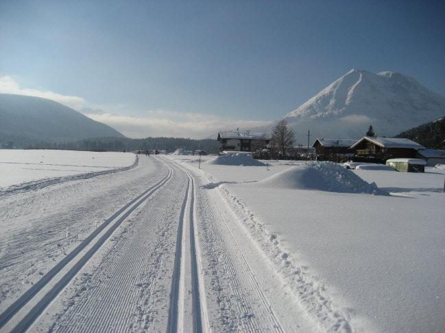 Skilaufen in Leutasch - Seefeld - Ski - Langlaufopening
